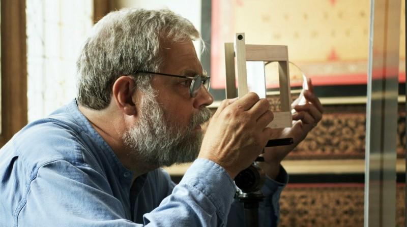 Tim's Vermeer Movie Shot