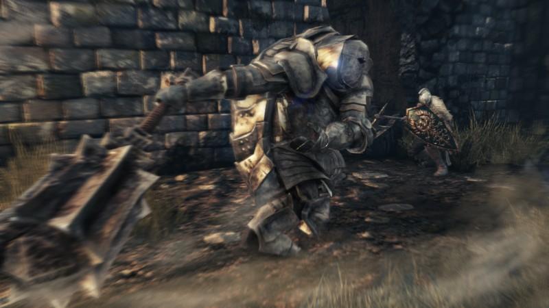 Dark souls II combat