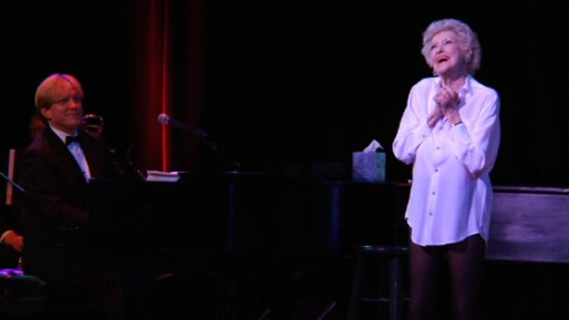 Elaine Stritch: Shoot Me Movie Shot