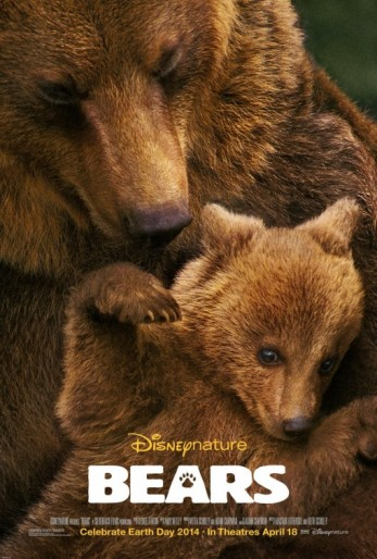 Bears Movie Poster