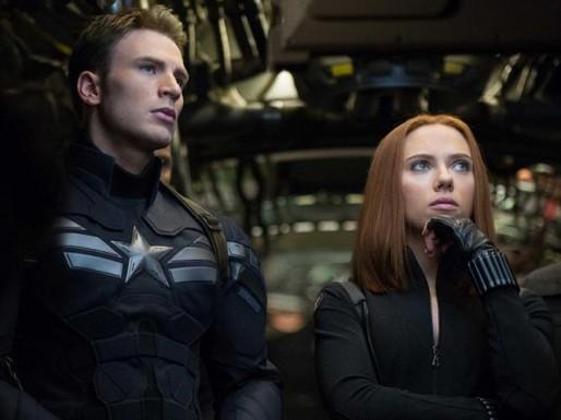 Captain America: The Winter Soldier Movie Shot