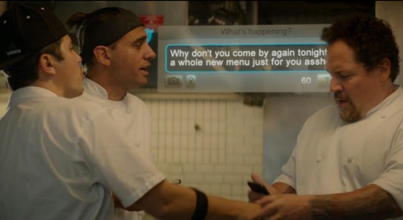 Chef Movie Shot