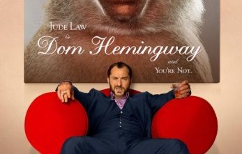 Dom Hemingway Movie Poster
