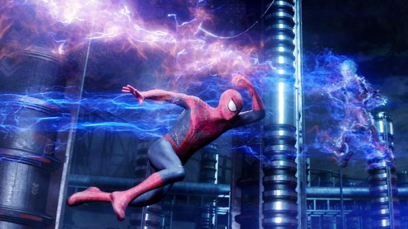 The Amazing Spider-Man 2 Movie Shot