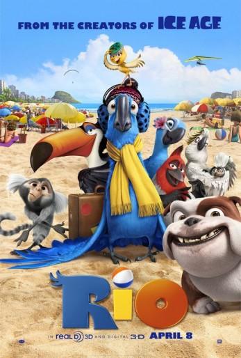 Rio Movie Poster