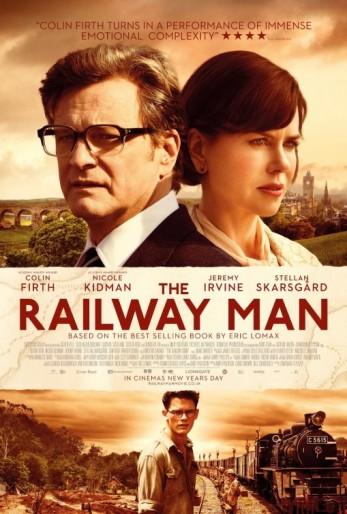 The Railway Man Movie Poster