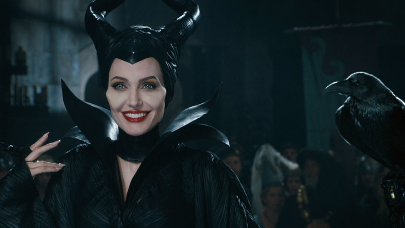 Maleficent Movie Shot