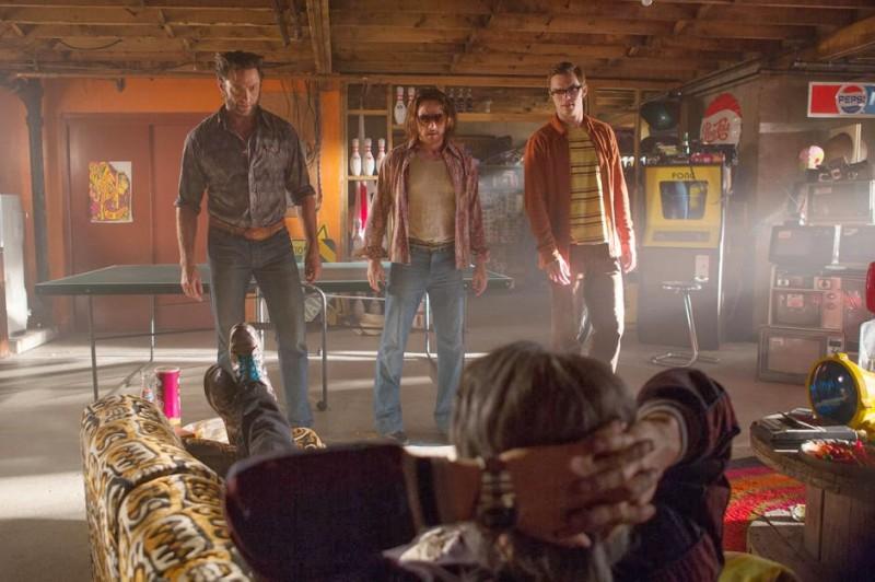X-Men: Days of Future Past Movie Shot