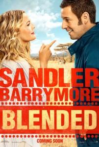 Blended Movie Poster