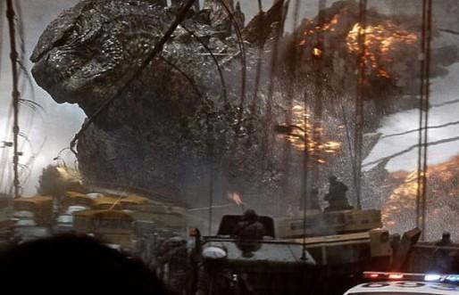 Godzilla Movie Shot