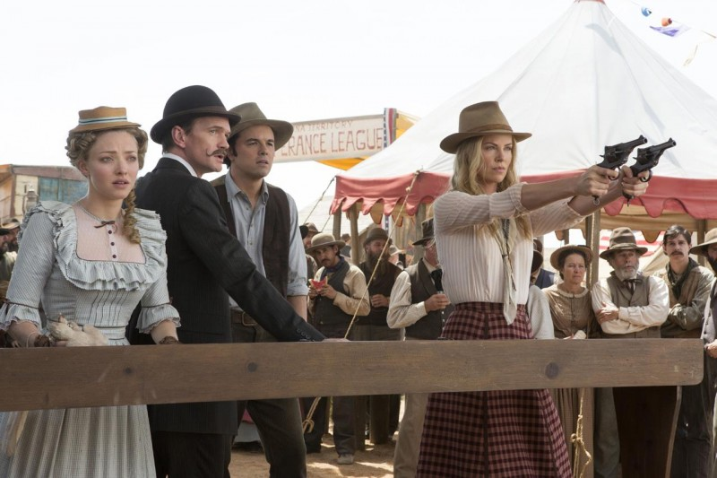 A Million Ways to Die in the West Movie Shot