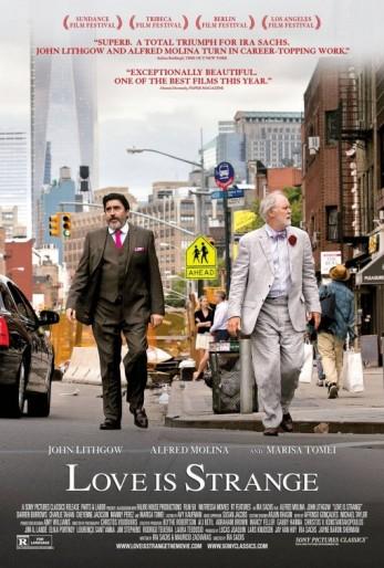 Love Is Strange Movie Poster