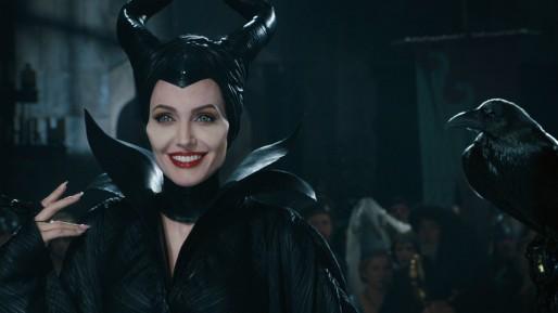 Maleficent Movie Shot