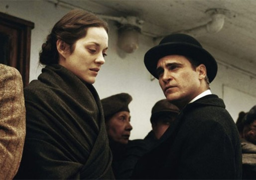 The Immigrant Movie Shot