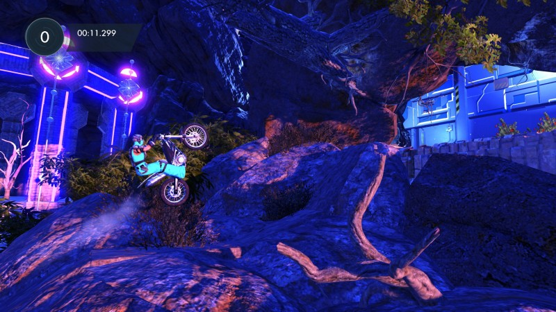 Fan-created level in Trials Fusion