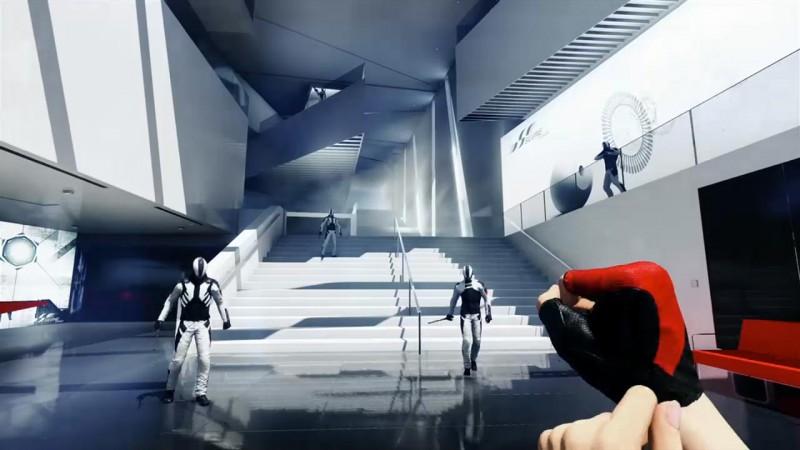 Mirror's Edge 2 Screenshot