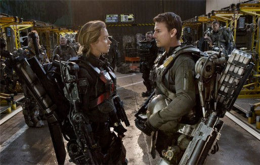 Edge of Tomorrow Movie Shot
