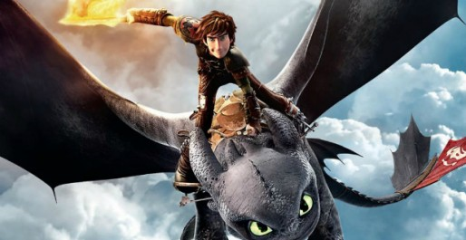 How to Train Your Dragon 2 Movie Shot