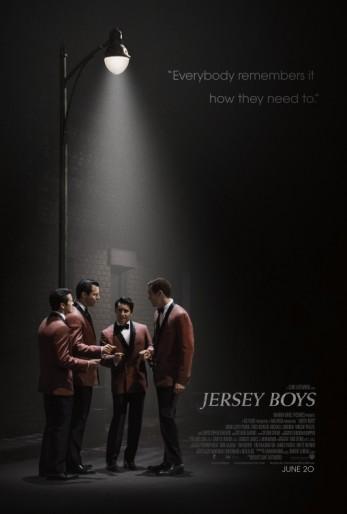 Jersey Boys Movie Poster