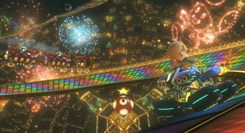Mario Kart 8 Screen Shot