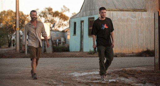 The Rover Movie Shot