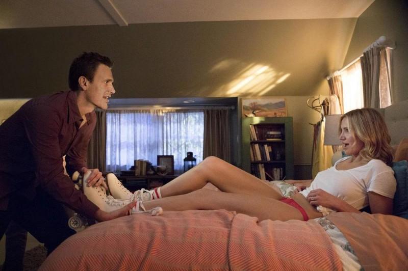 Sex Tape Movie Shot