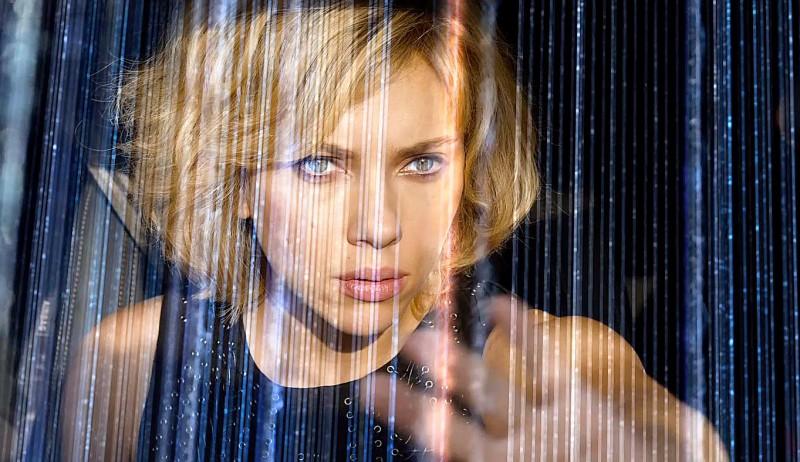 Lucy Movie Shot