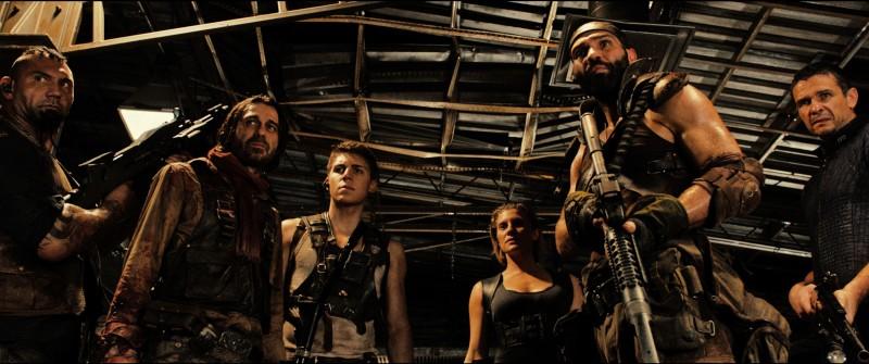 Riddick Movie Shot