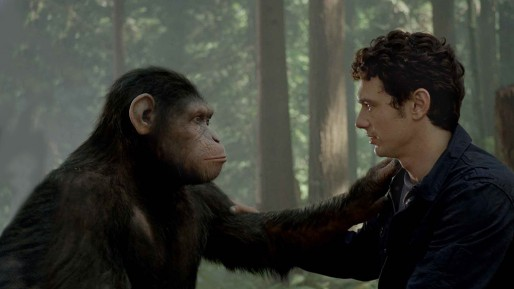 Rise of the Planet of the Apes Movie Shot