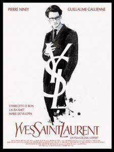 Yves Saint Laurent Movie Poster