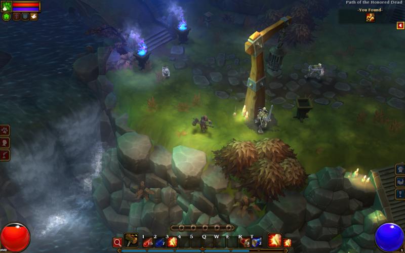 Torchlight 2 screen shot