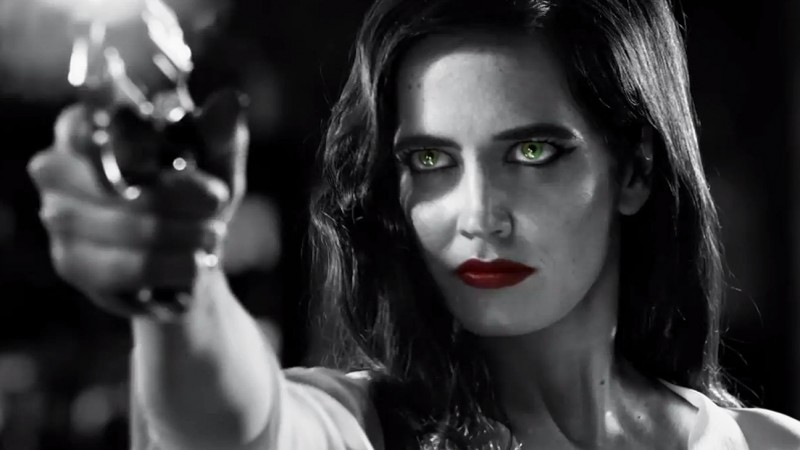 Sin City: A Dame to Kill For Movie Shot