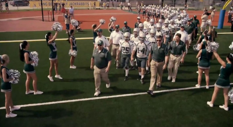 When the Game Stands Tall Movie Shot