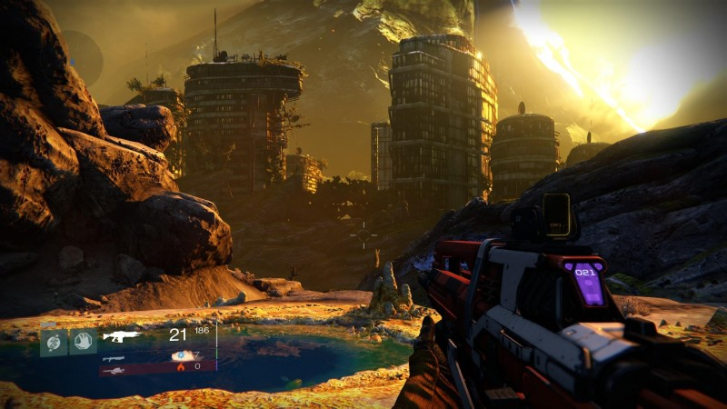 Destiny Screen Shot