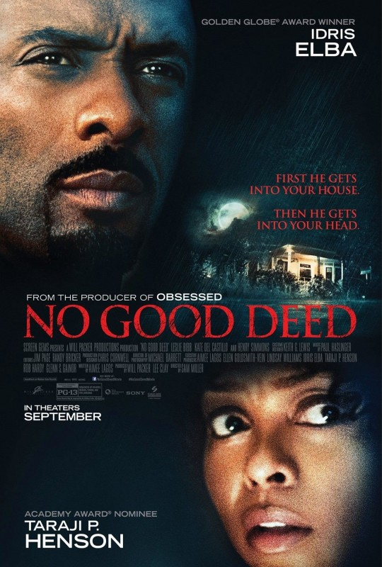 No Good Deed Movie Poster