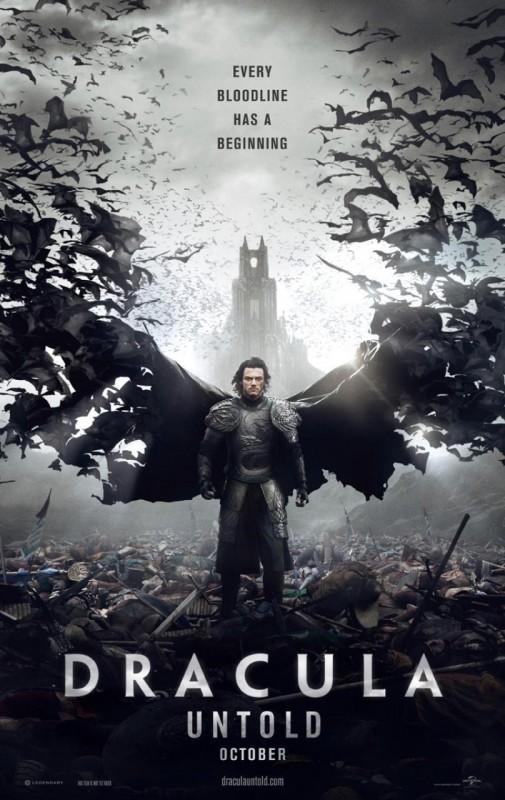 Dracula Untold Movie Poster
