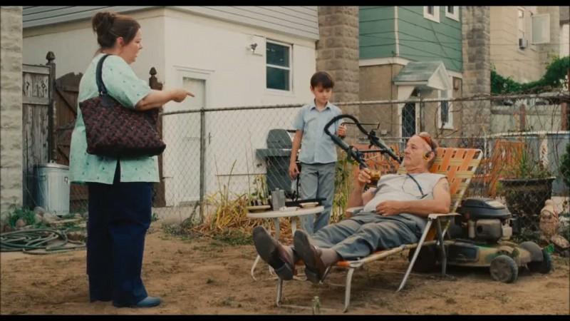 St. Vincent Movie Shot