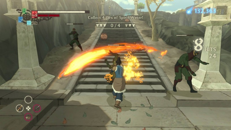 The Legend of Korra Screen Shot