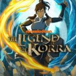 The Legend of Korra Cover Art