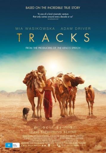 Tracks Movie Poster