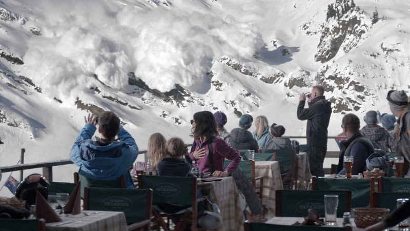 Force Majeure Movie Shot