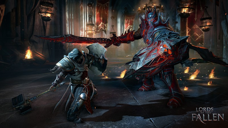 Lords of the Fallen Screen Shot