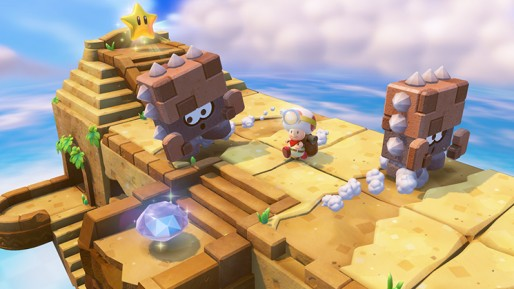 Captain Toad: Treasure Tracker Screen Shot