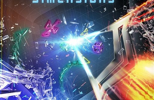 Geometry Wars³: Dimensions Cover Art