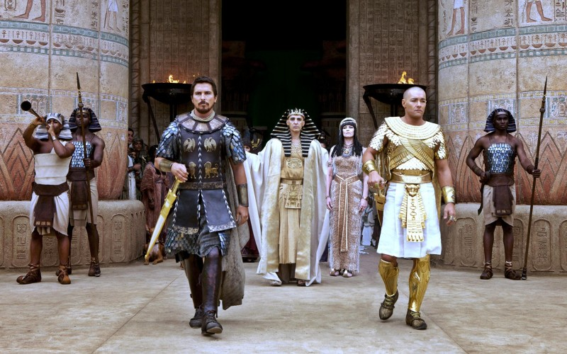Exodus: Gods and Kings Movie Shot