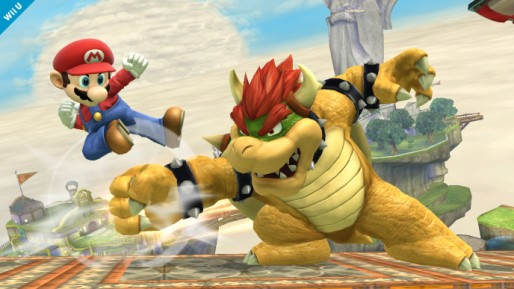 Super Smash Bros. Screen Shot