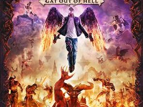 Saints Row: Gat out of Hell Cover Art