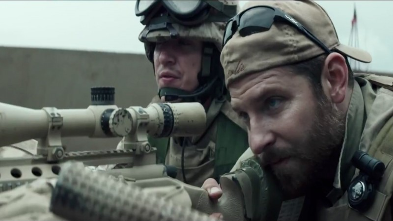 American Sniper Movie Shot