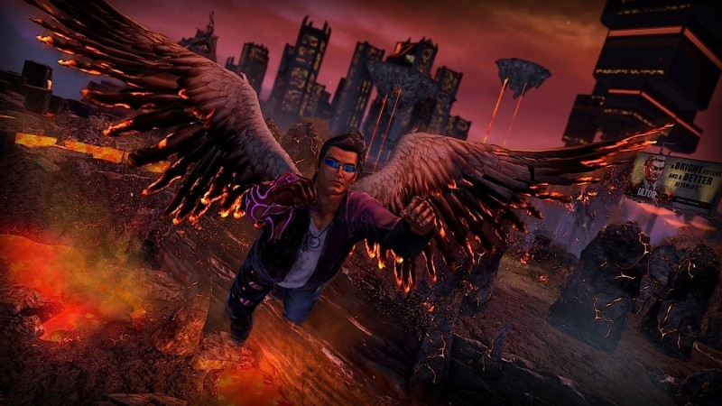 Saints Row: Gat out of Hell screen shot