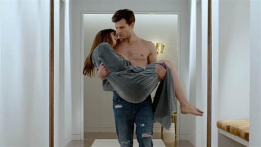 Fifty Shades of Grey Movie Shot